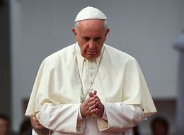 Pope Francis Honored As 'Abolitionist Of The Year'