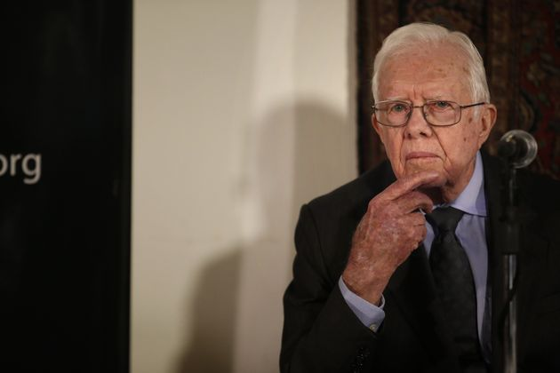 Jimmy Carter Blasts U.S. 'Political
