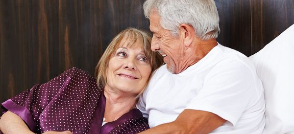For Seniors, Sexual Activity Is Linked To Higher Quality Of Life