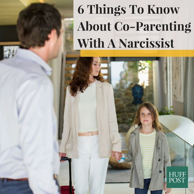6 Ways To Maintain Your Sanity While Parenting With A Narcissist