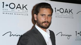 LAS VEGAS, NV - JULY 25:  Television personality Scott Disick arrives at 1 OAK Nightclub at The Mirage Hotel & Casino on July 25, 2015 in Las Vegas, Nevada.  (Photo by Gabe Ginsberg/Getty Images)