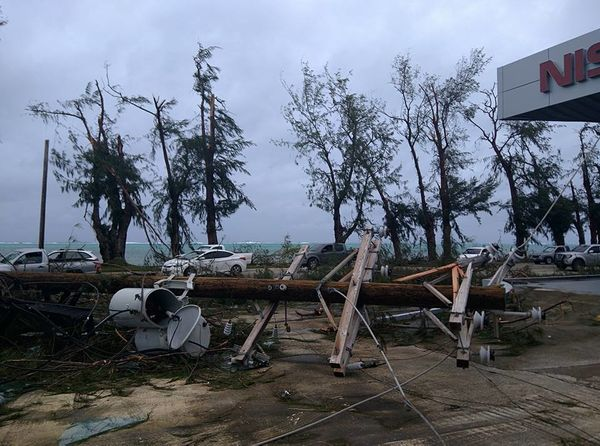 state of disaster declared after typhoon soudelor slams