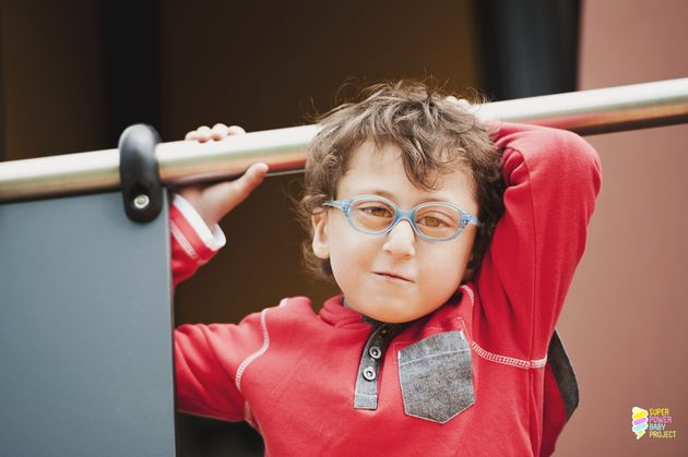 Empowering Photos Highlight The 'Super Powers' Of Kids With