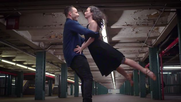 Poet's Viral Video Wants To Help You Find Love On The Subway...