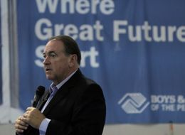 Mike Huckabee Seeks A Simple Twist Of Fate In South Carolina
