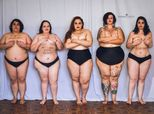 5 'Fat' Women Pose In Lingerie To Reclaim The Stigmatized Word