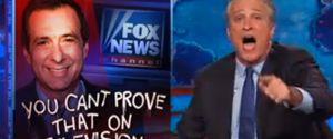 JON STEWART FOX NEWS DAILY SHOW