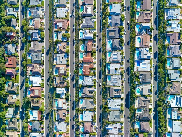 L.A. housing