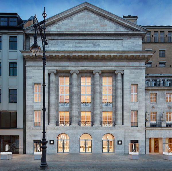 """A renovated, century-old theater building houses this store, which opened its doors in2013. It<a href=""""http://fortune.c"""