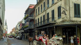 TOP CHEF -- Season 11 -- Pictured: The French Quarter in New Orleans, Louisiana in June 2013 -- (Photo by: Justin Stephens/Bravo)