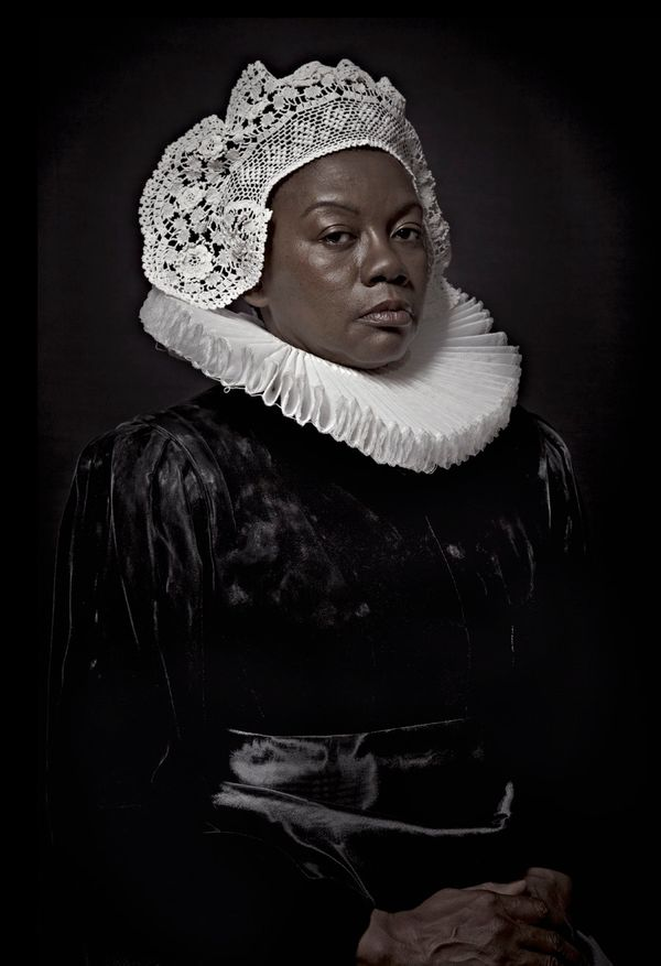 Photographer Uses 17th Century Art To Talk About Racial Politics