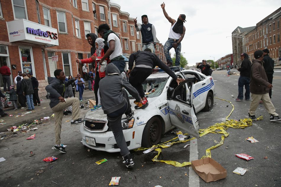 Image result for baltimore riots fire