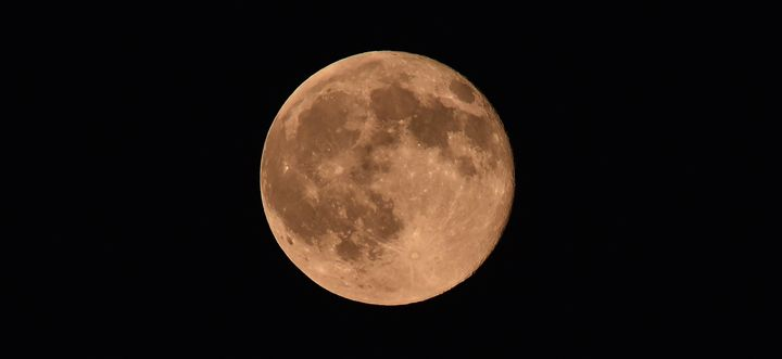 """The most recent """"blue"""" moon, which police say may be related to a triple-homicide in Florida."""