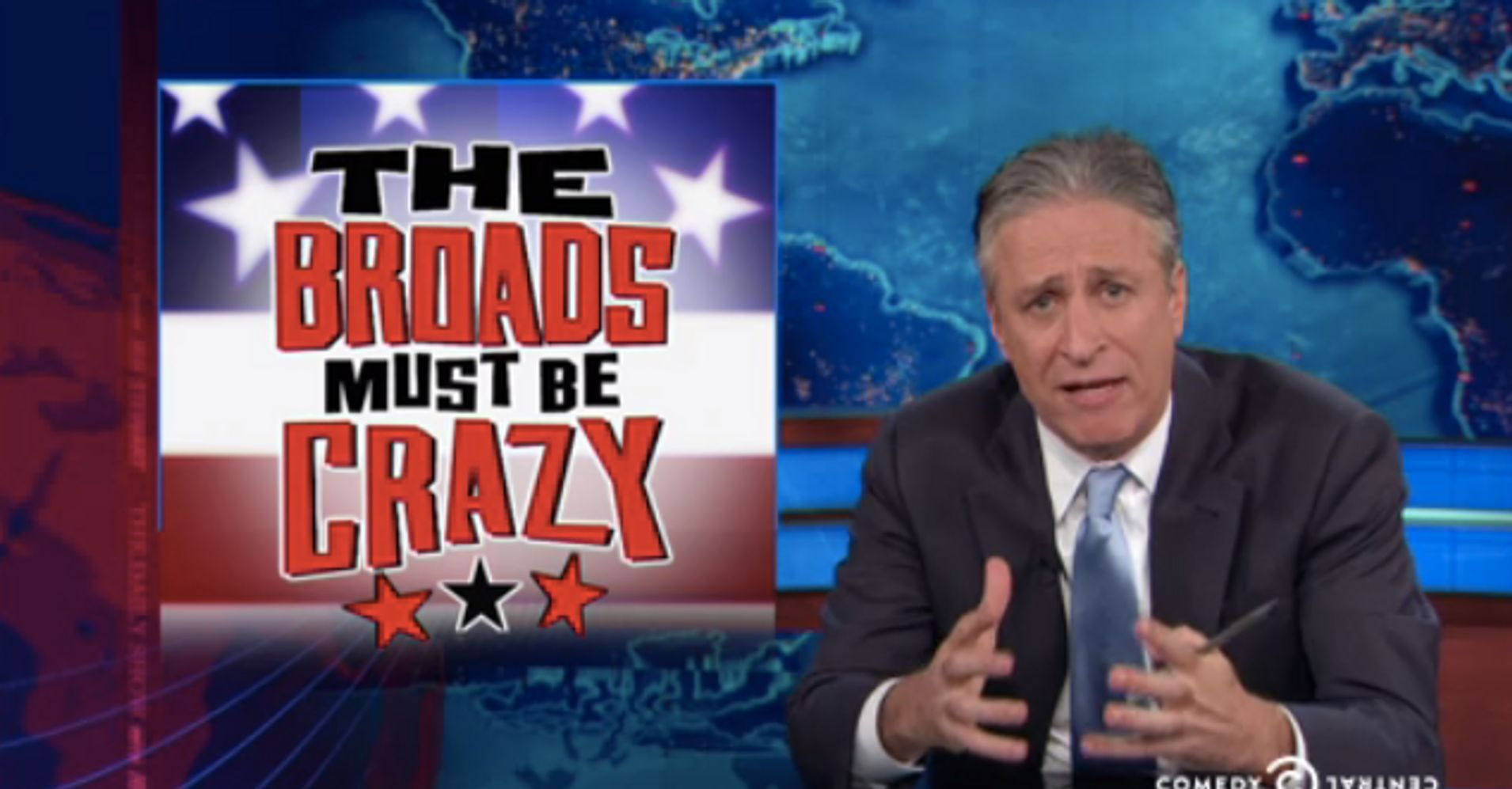 11 Times Jon Stewart Threw Down For Feminism | HuffPost