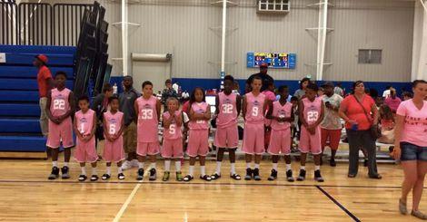 Aau National Basketball Tournament Myrtle Beach