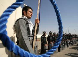 UN Rights Chief Slams Iran's Death Penalty For Spiritual Leader