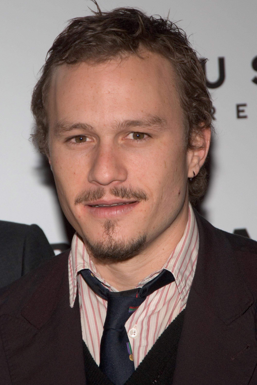 Heath ledger gay rumors