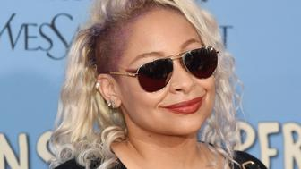 NEW YORK, NY - JULY 21:  Raven-Symone attends the New York premiere of 'Paper Towns' at AMC Loews Lincoln Square on July 21, 2015 in New York City.  (Photo by Jamie McCarthy/WireImage)