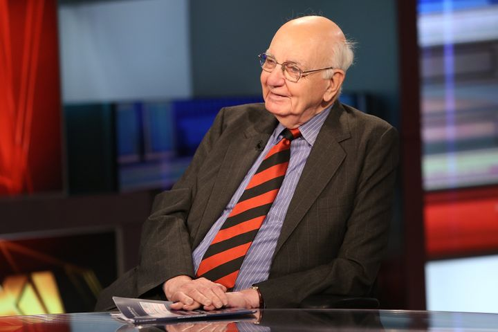 Former Federal Reserve ChairmanPaul Volcker has elicited praise from Donald Trump.