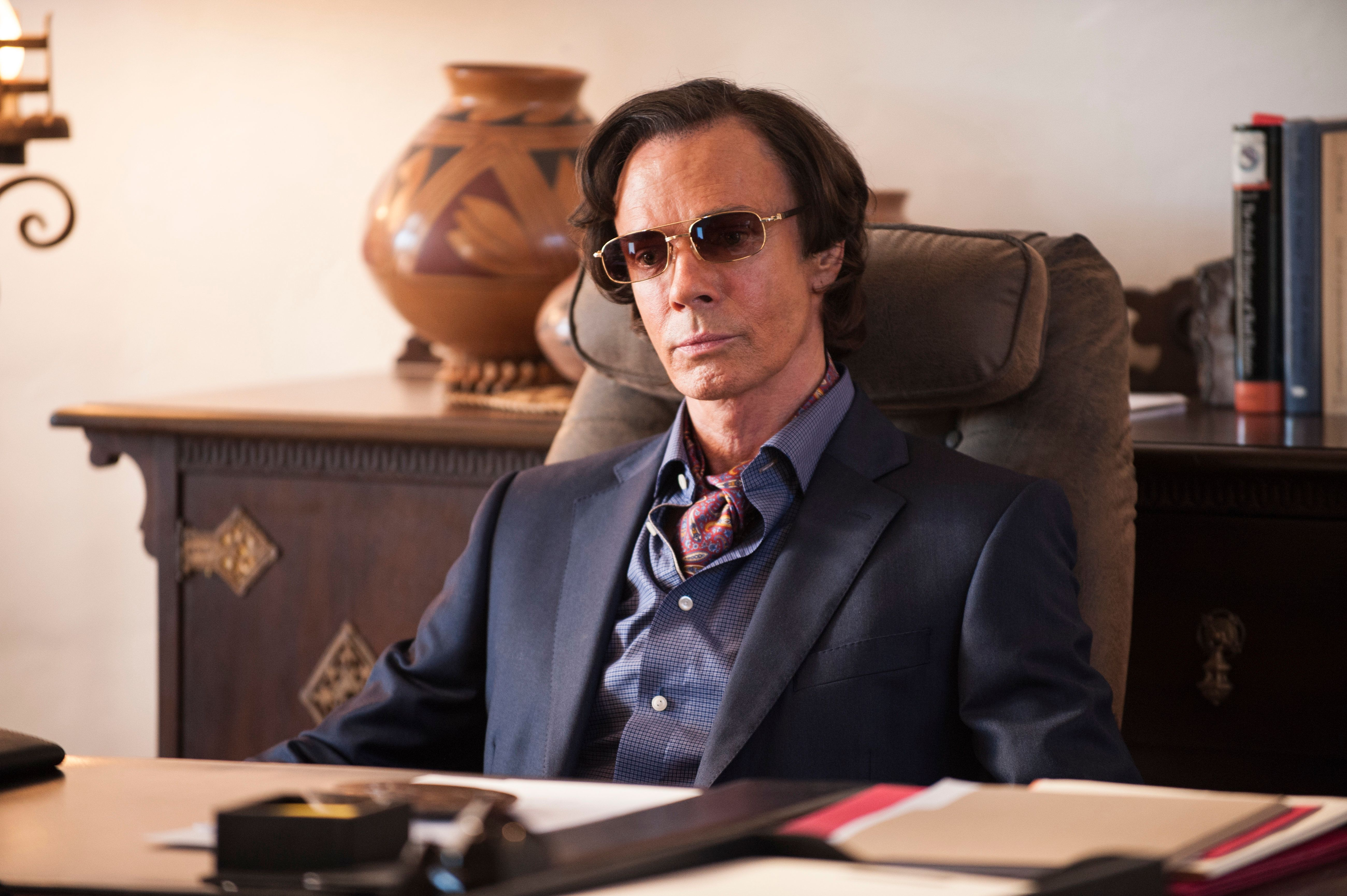 """Rick Springfield plays Dr. Irving Pitlor in Season 2 of HBO's """"True Detective."""""""