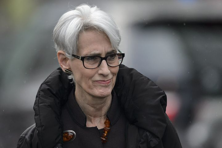 <span>Wendy Sherman, undersecretary of state for political affairs, discussed the Iran deal with the Senate Banking Committee