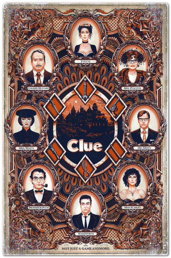 30 Years Later And Clue The Movie Is Still A Work Of