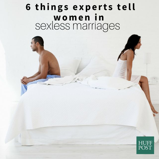 How do i cope with a sexless marriage