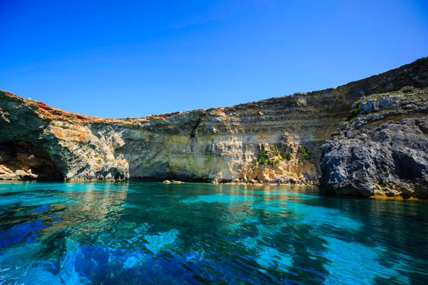 """Stop right now: This <a href=""""http://www.visitmalta.com/en/ferries-and-water-taxis"""">surprisingly accessible</a>lagoon s"""
