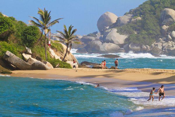 "This lush ecotourism paradiseis <a href=""http://www.parquesnacionales.gov.co/portal/es/ecoturismo/region-caribe/parque-"