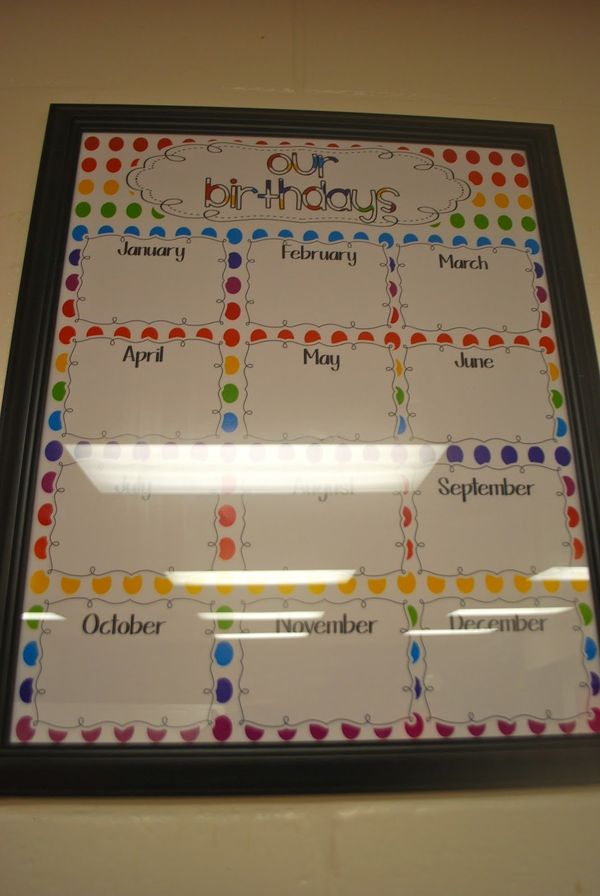 19 Back-To-School Classroom Ideas That Will Knock Your Students Socks ...