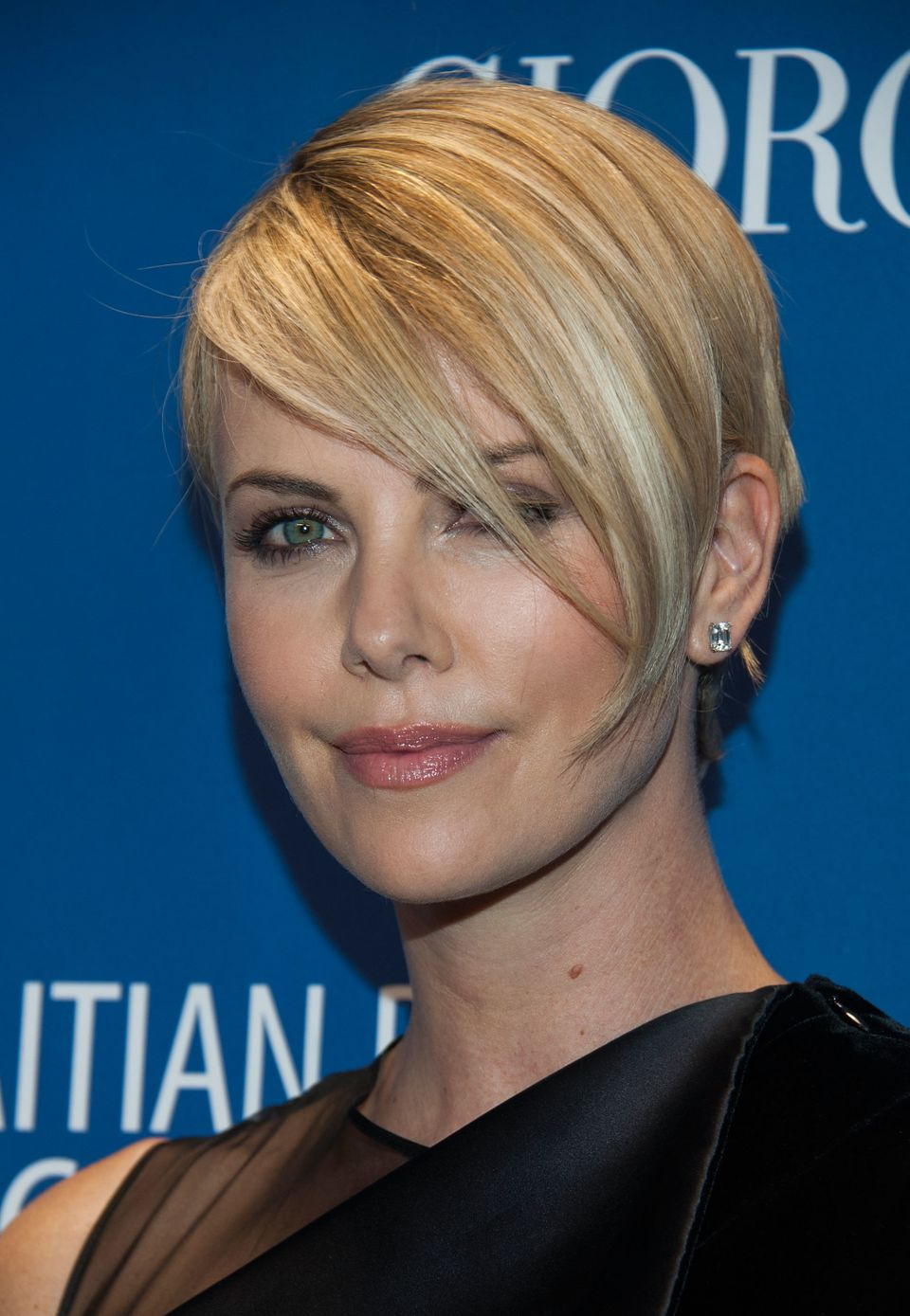 12 Times Charlize Theron Inspired Us To Cut Our Hair Short