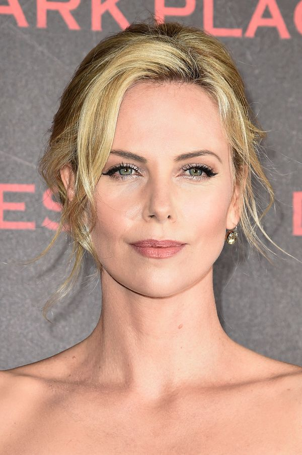 Awe Inspiring 19 Times Charlize Theron Inspired Us To Cut Our Hair Short The Short Hairstyles For Black Women Fulllsitofus