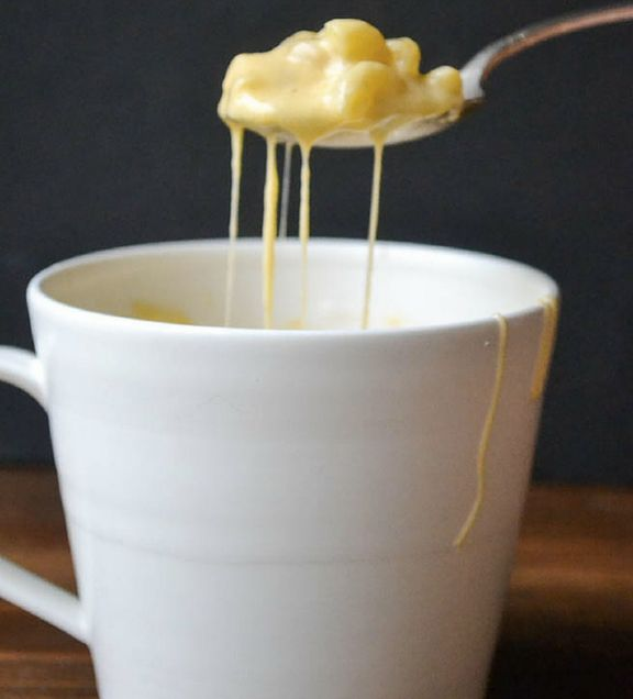 how to make your own instant mac and cheese in a mug huffpost life