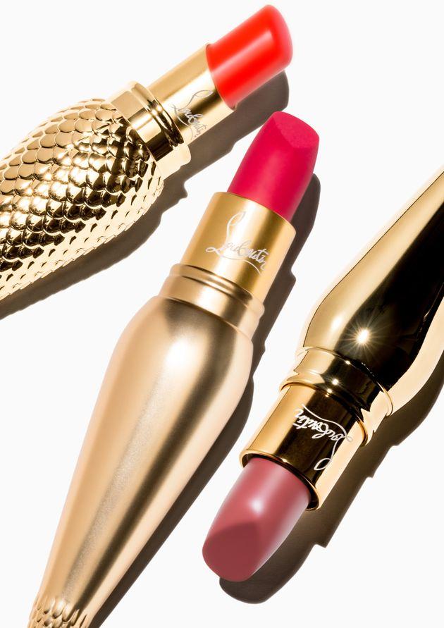 Christian Louboutin's New Lipsticks Look Like Sex Toys