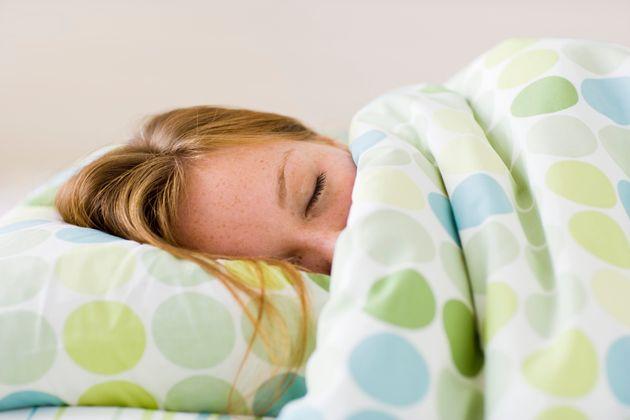 Solving Teen Sleep 115