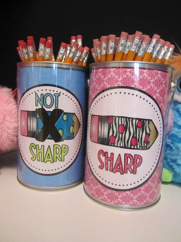 """<a href=""""http://firstgradeglitterandgiggles.blogspot.com/2012/09/posh-pencils.html"""">First Grade Glitter &amp; Giggles</a>"""