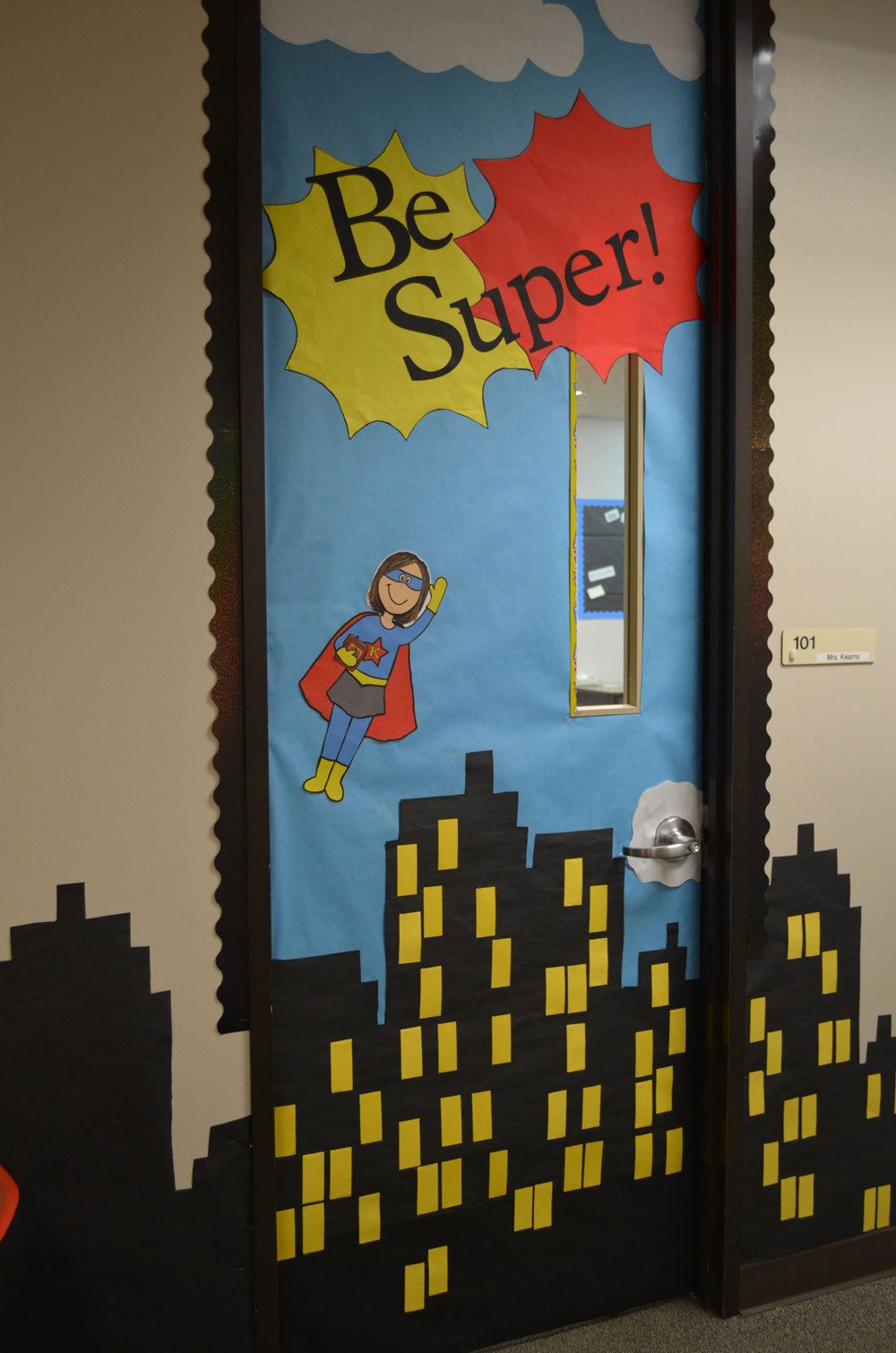 14 Remind your students of their power with this super awesome door decor. & 19 Back-To-School Classroom Ideas That Will Knock Your Students ... pezcame.com