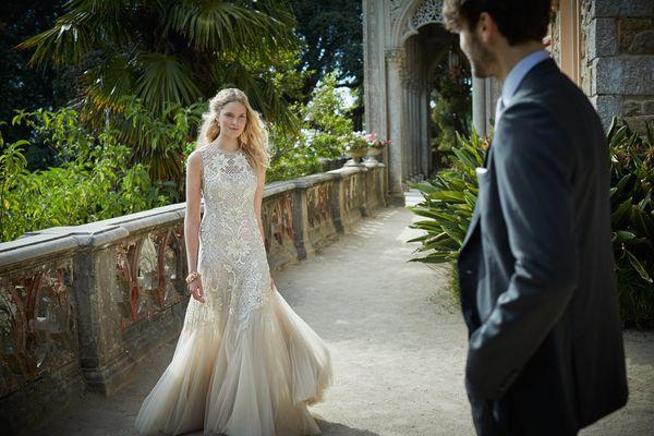 """<a href=""""http://www.bhldn.com/bride/wesley-gown/productoptionids/fbcaeb8b-b90b-4e9a-9313-32da085940dd"""">Wesley gown by Needle"""