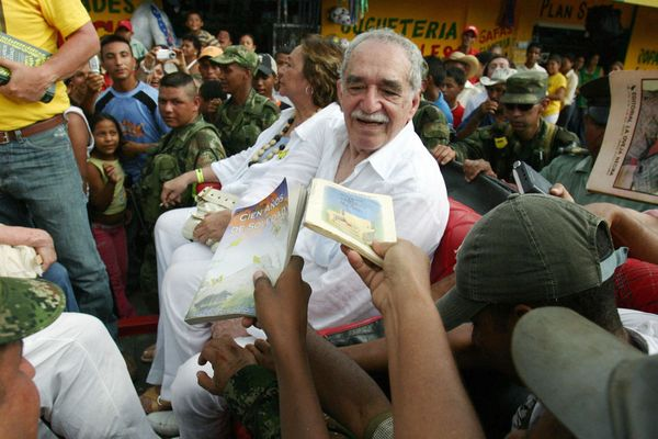 Nobel Laureate and novelist Gabriel García Márquez was perhaps the most well-known figure in Colombian lit