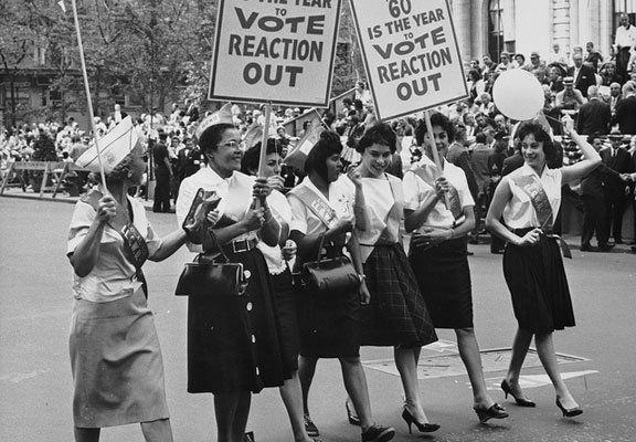 The Voting Rights Act of 1965 provided even greater protection to black voters against racial discrimination, but black women
