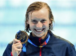 Unstoppable Ledecky Powers To Fifth Gold