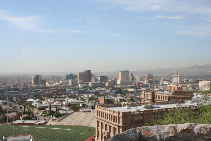El Paso Is Fighting To Reclaim The Border's Soul