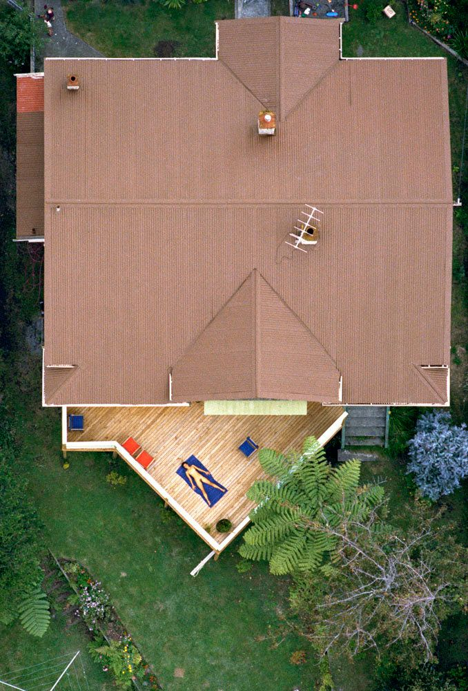 Staggering Aerial Photos Show Nude Bodies From A Bird S
