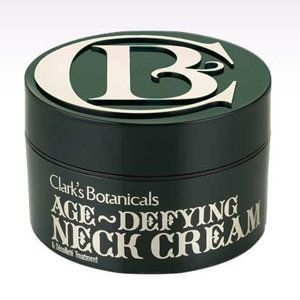 "<a href=""http://www.clarksbotanicals.com/products/age-defying-neck-cream"" target=""_blank"">Clark's Botanical Age Defying Neck"