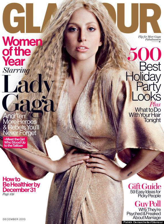 """Lady Gaga has been the focus of a fair number of <a href=""""http://www.businessinsider.com/what-lady-gagas-vogue-cover-shot-loo"""