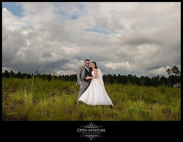 """Congrats to Donnie and Jennifer! They were married at Carolina Colours in New Bern, North Carolina."" - Bob Mackowski of&nbsp"