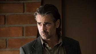 "Colin Farrell appear in HBO's ""True Detective."""