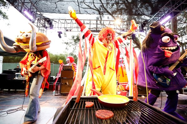 Back for a second year, the GastroMagic stage brought renowned chefs, musicians, dancers and comedians together forout-