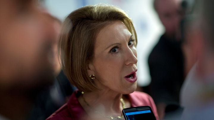 Carly Fiorina doesn't want to force businesses to provide paid parentalleave.