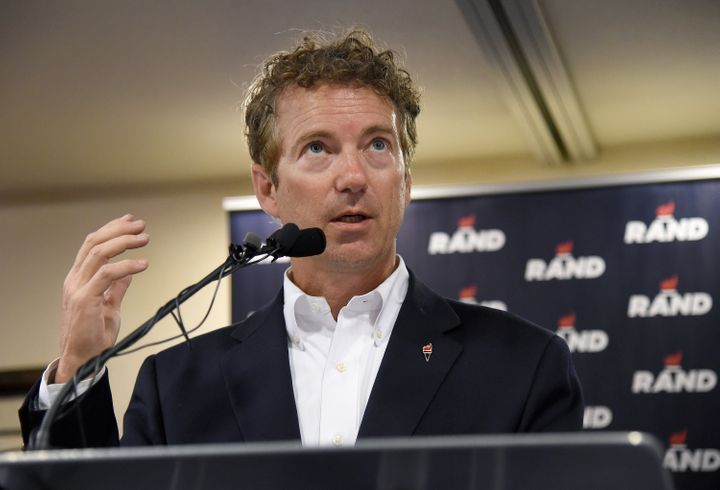 Sen. Rand Paul (R-Ky.) doubled down on recent comments about income inequality.